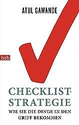 Checklist-Strategie: Wie Sie die Dinge in den Griff bekommen