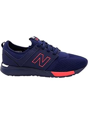 New Balance 247 Jungen Sneaker Schwarz