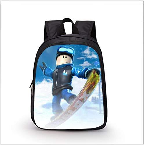 HPADR Kinderrucksack Student School Bags Fashion Teenagers Backpack Kids Cartoon Oxford Laptopbag pro - Kleinkind Vans-lo Pro