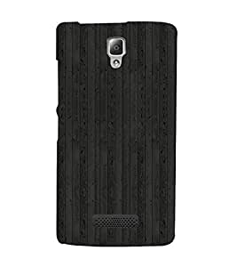 Black Wood Background 3D Hard Polycarbonate Designer Back Case Cover for Lenovo A2010 :: Lenovo A2010 4G