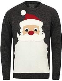 Seasons Greetings Pull Sweater de Noel