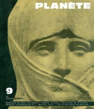 Revue Planete n° 9 -mars avril 63
