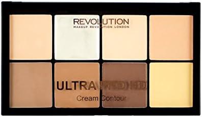 Makeup Revolution HD Pro Cream Contour, Fair, 20g