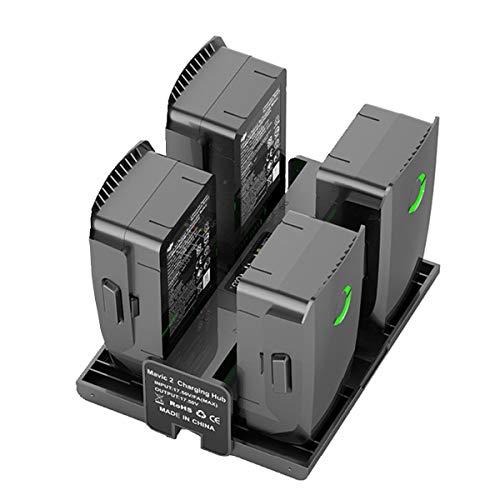 Startrc 4 in 1 batteria caricabatteria caricatore rapido battery charger caricatore dji mavic 2 pro/zoom