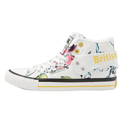 British Knights Roco, Sneakers basses femme Blanc