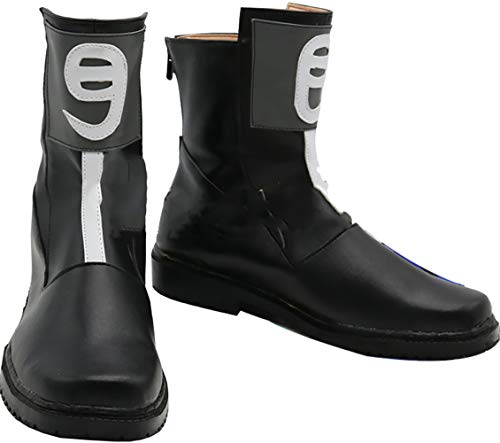 Cosplay Kostüm Cirno - GSFDHDJS Cosplay Stiefel Schuhe for Touhou Project Cirno Clownpiece