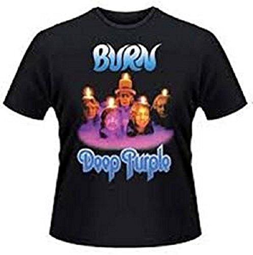 Preisvergleich Produktbild Deep Purple T-Shirt Burn in Größe XL