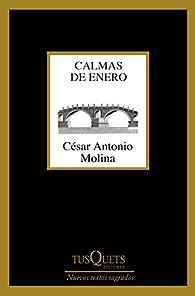 Calmas de enero par  César Antonio Molina