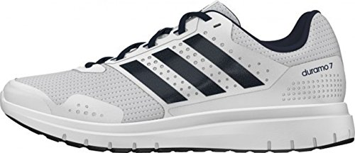adidas  Duramo 7, Chaussures de course hommes blanc/noir