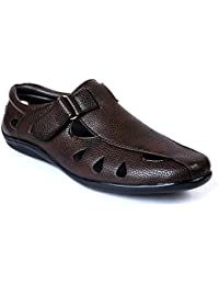 ADEL BROWN Colour Leather Casual Shoes For Men - B0758ZBXH9