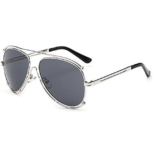 O-C Damen Sonnenbrille Schwarz C7