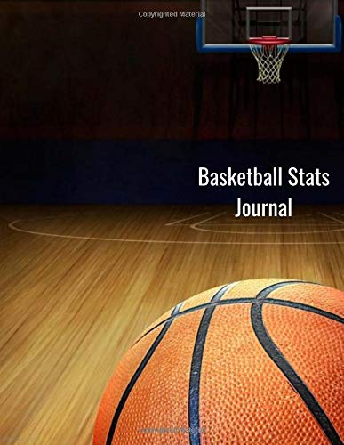 Basketball Stats Journal: Basketball Player Status por Ads Leah's