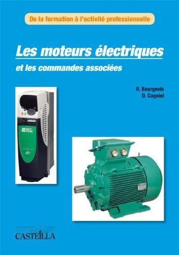 Les moteurs électriques et les commandes associées