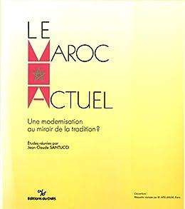 Le Maroc actuel: Une modernisation au miroir de la tradition? par [Santucci]