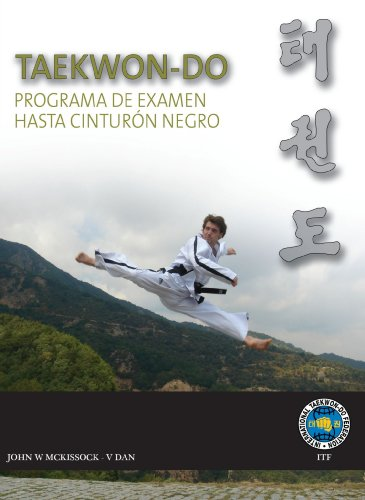 Taekwon-Do Itf por John William Mckissock