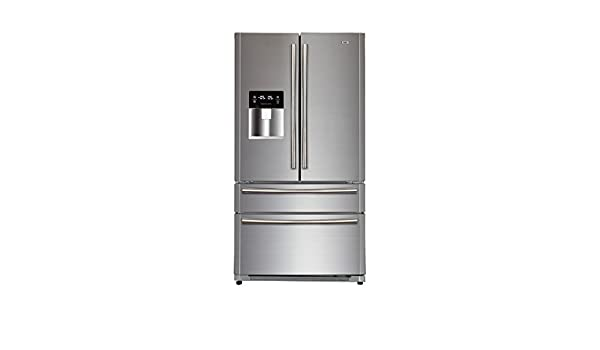 Haier HRF-708FF/SS Frost-free Side-by-Side Refrigerator (629 Ltrs ...