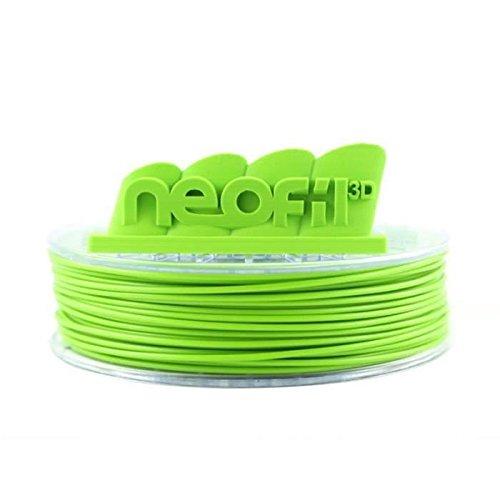 Neofil3D M-ABS filament 3D, filament M-ABS 2.85 mm, 0.75kg, Vert Pomme