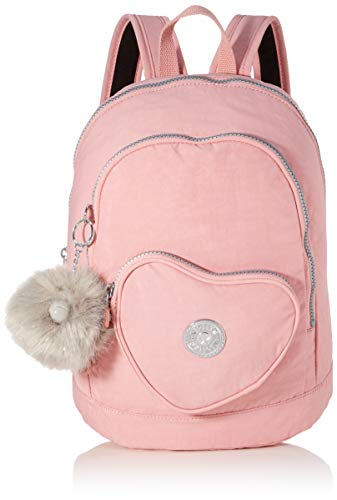 Esmerado fecha límite rifle  Kipling HEART BACKPACK - Mochila escolar, (Bridal Rose HEART BACKPACK) |  eBay