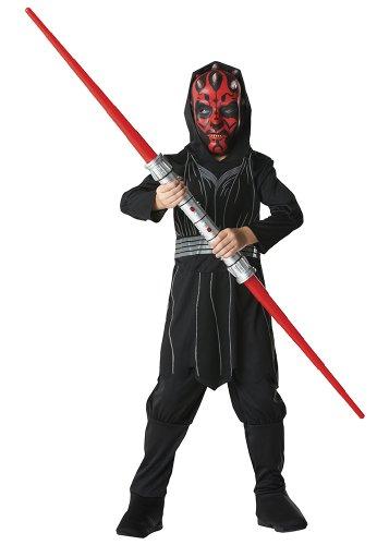 Dlx Kinder Kostüm - Rubie 's-Kinder-Kostüm Darth Maul DLX