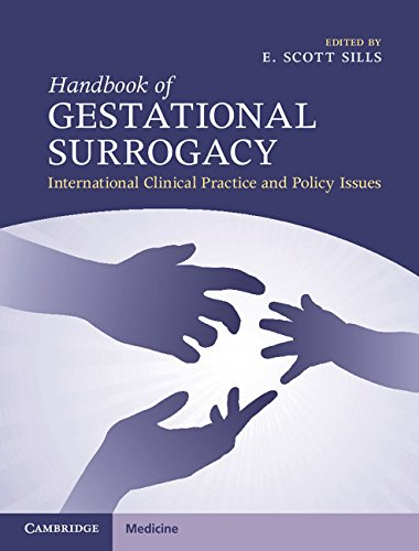 Handbook of Gestational Surrogacy: International Clinical Practice and Policy Issues
