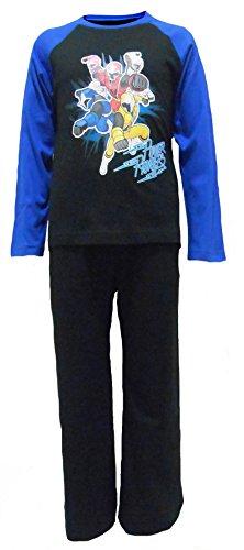 Power Rangers Action Jungen Pyjama 5-6 Jahre / 116