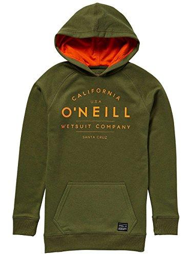 O'Neill Jungen Hoodie Sweatshirt, Winter Moss, 164