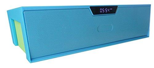 Emartbuy ® Azul SoundBox Altavoz Inalámbrico Portátil Libres con Bluetooth Apto para...