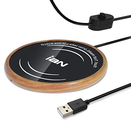Le chauffe-tasse isolant IAN USB