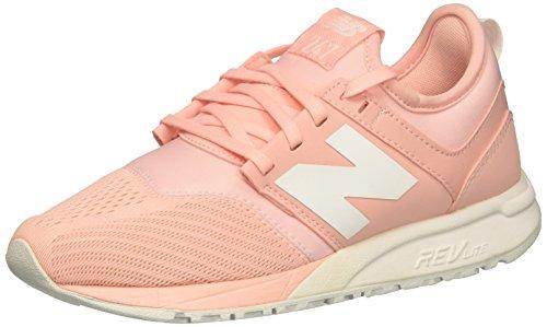 New Balance Damen 247v1 Sneaker, (Himalayan Pink/White Em), 40 EU