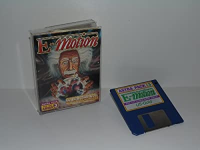 E-Motion - Astra Pack 4 - Commodore Amiga by U.S. Gold