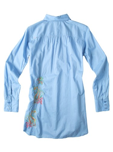 Bogner Fire + Ice Damen Bluse VIA sky