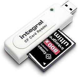 Integral Lecteur USB de Cartes Mémoire Compact Flash