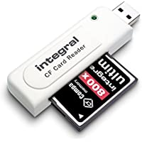 Integral Compact Flash USB Card Reader