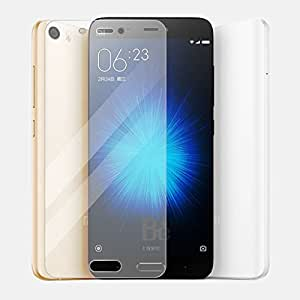 Xiaomi Mi 5 Tempered Glass Protectors for Wholesale (Pack of 5)