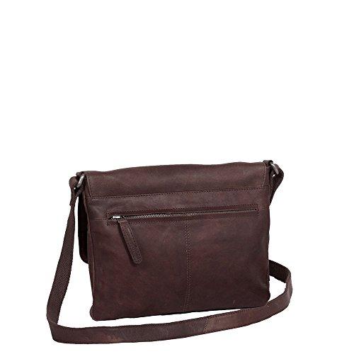 The Chesterfield Brand Victoria Borsa a tracolla pelle 26 cm Black