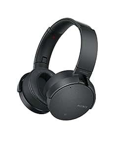 Sony MDR-XB950N1 kabelloser Kopfhörer mit Geräuschminimierung (Noise Cancelling, Extrabass, NFC, Bluetooth, faltbar) schwarz