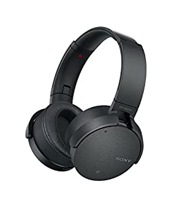 Sony MDR-XB950N1 kabelloser Kopfhörer mit Geräuschminimierung (Noise Cancelling, Extrabass, NFC, Bluetooth, faltbar), schwarz (B01N5MQX4N)   Amazon Products