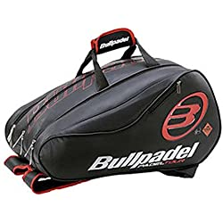 Bullpadel BPP16001 - Bolsa, color negro, 60x28x28 cm