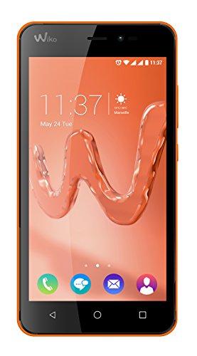 Wiko Freddy Smartphone sbloccato 4G (Schermo–5pollici–Doppio Micro-SIM–Bluetooth–Android Marshmallow 6.0)