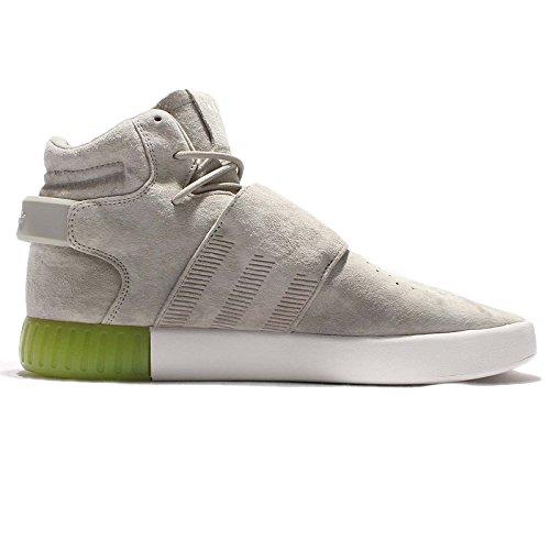 Invasore Fettuccia Adidas Per Scarpe Sneakers Originali Top Gli Hi Tubolare Grigie Uomini Sneaker qtBB6d