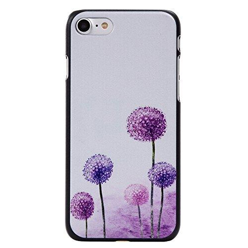 MOONCASE iPhone 7 Plus Coque, Slim Fit Hardshell Back Coque Etui Case Cover pour iPhone 7 Plus [pissenlit] pissenlit