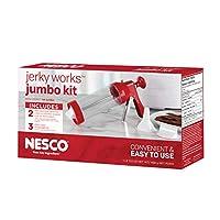 Nesco BJX-5 Jumbo Works beef jerky kit 1 Red