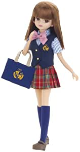 Licca in uniform (Japan Import)