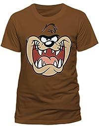 CID Looney Tunes Tasmanian Devil 'Taz Face' T-Shirt