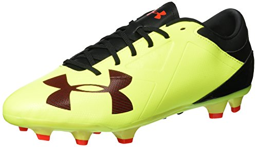 Under Armour Herren Ua Spotlight Dl Fg Fußballschuhe, Gelb (High-Vis Yellow 731)