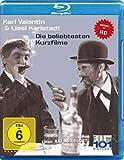 DVD Cover 'Karl Valentin & Liesl Karlstadt - Die beliebtesten Kurzfilme (Blu-ray)
