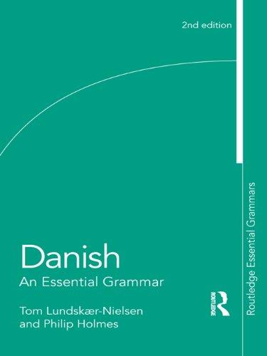 Danish: An Essential Grammar (Routledge Essential Grammars) (English Edition)