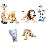 Un Paquete de Modelos de Animales