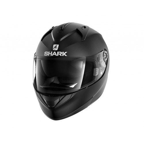 Shark Moto Casco Hark–ridill Blank Mat, Negro, Tamaño S