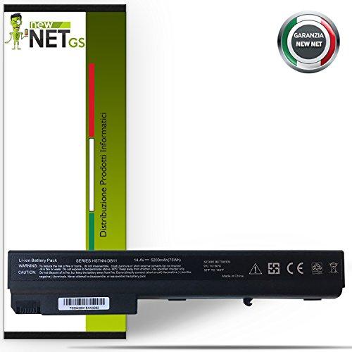 Akku für HP Compaq DB30| hstnn-db30| I04C | hstnnlb30von 5200mAh 14.4-14.8V kompatibel mit PC Serie NW8240| NW8240Mobile Workstation | NW8440 - Nw8240 Mobile